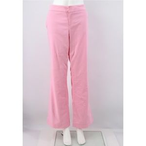 Lilly Pulitzer Palm Beach Fit Pink Wide Leg Pants